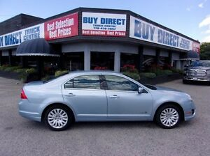 2010 Ford Fusion Hybrid Base 4dr Front-wheel Drive Sedan