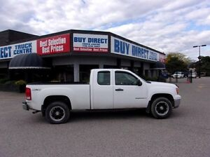 2007 GMC Sierra 1500 All-New SLE 4x4 Extended Cab 8 ft. box 157.