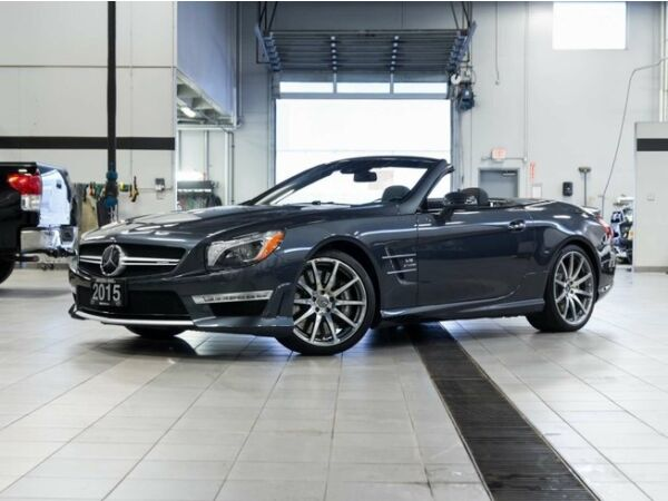 Used 2015 Mercedes-Benz SL-Class