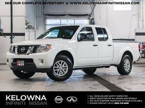 2015 Nissan Frontier SV Premium Package 4WD