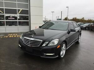 2012 Mercedes-Benz E-Class 4dr Sedan E550 4matic AWD