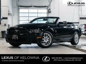 2014 Ford Mustang RWD Premium with Shaker Audio