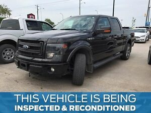 2014 Ford F-150 $294 b/w tax in   Leather  