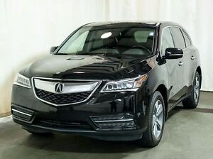 2014 Acura MDX SH AWD 7-Passenger SUV w/ Leather, Sunroof, Bluet