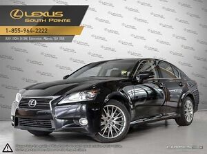 2014 Lexus GS 350 Technology plus package All-wheel Drive (AWD)