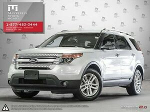 2015 Ford Explorer XLT Four-wheel Drive (4WD)