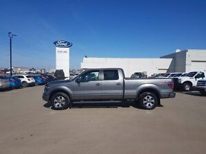 2013 Ford F-150 FX4 SERIES, HEATED/COOLED SEATS, NAVIGATION