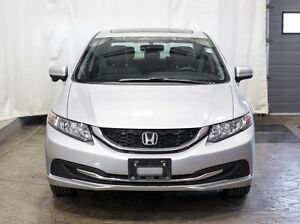 2015 Honda Civic EX Sedan Automatic w/ Bluetooth, Heated seats,  Edmonton Edmonton Area image 2
