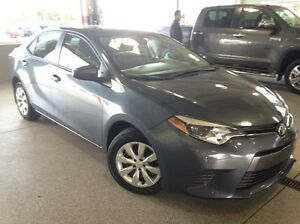 2015 Toyota Corolla LE CVT - Only 49K! Bluetooth, Backup Camera