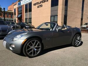 2006 Pontiac Solstice Convertible, Alloys, Low KM!