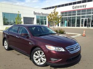 2011 Ford Taurus SEL AWD - Only 96K! Leather Heated Seats, Sunro