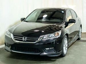 2014 Honda Accord Touring Sedan w/ Navigation, Leather, Sunroof