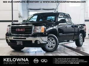 2010 GMC Sierra 1500 SLT Extended Cab 4WD