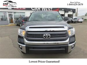2015 Toyota Tundra SR5 5.7L V8 W/BLUETOOTH, BACK-UP CAM, SUNROOF Edmonton Edmonton Area image 2