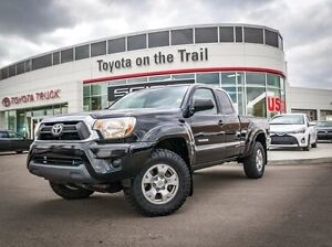2012 Toyota Tacoma Back Up Camera, Alloy Rims, Bluetooth, USB/AU