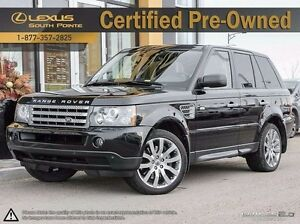 2009 Land Rover Range Rover Sport Sport SuperCharged 4x4