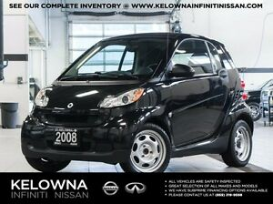 2008 smart fortwo pure 2dr Coupe