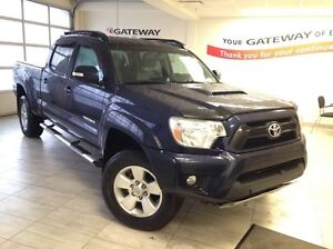 2012 Toyota Tacoma TRD Sport Package 4x4 Double-Cab 140.6 in. WB