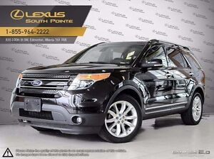 """2013 Ford Explorer Limited Four-wheel Drive w/9\"""" display for ba"""