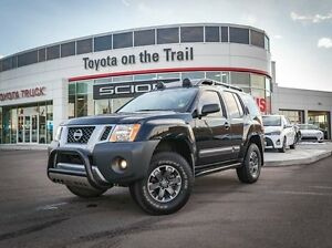 2015 Nissan Xterra PRO-4X, Bull Bar, Side Steps, Roof Rack, Navi