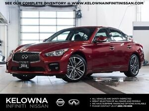 2014 Infiniti Q50 Deluxe Touring and Technology