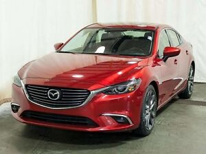 2016 Mazda Mazda6 GT Sedan Navigation Leather Sunroof
