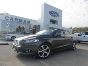 2015 Ford Fusion JUST TRADED IN, EXECUTIVE DRIVEN, EXTENDED PROT