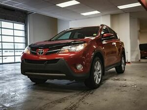 2013 Toyota Rav4 Limited, AWD, Navigation, Leather, Heated Seats