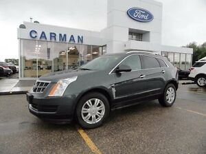 2012 Cadillac SRX Luxury Collection 4dr All-wheel Drive
