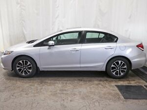 2015 Honda Civic EX Sedan Automatic w/ Bluetooth, Heated seats,  Edmonton Edmonton Area image 4