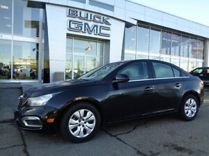 2016 Chevrolet CRUZE LIMITED 1LT - Fuel Sipping Performance! Sun