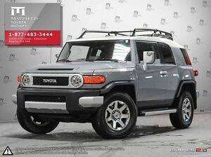 2014 Toyota FJ Cruiser Offroad package 4x4