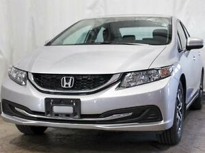 2015 Honda Civic EX Sedan Automatic w/ Bluetooth, Heated seats,  Edmonton Edmonton Area image 3