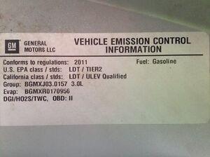 2011 Cadillac SRX Luxury Collection AWD Leather Heated Seats, Pa Edmonton Edmonton Area image 11