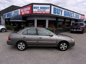 2006 Nissan Sentra 1.8 Special Edition Package 4dr Sedan