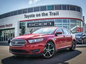2015 Ford Taurus SEL, AWD, Navigation, Leather, Heated Seats, Su