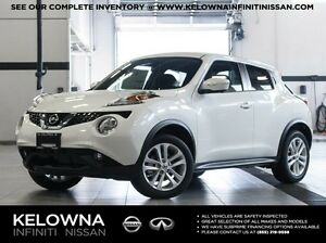 2016 Nissan Juke SL All-wheel Drive CVT