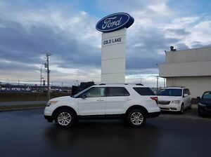 2015 Ford Explorer 3RD ROW, CLOTH, BLUETOOTH