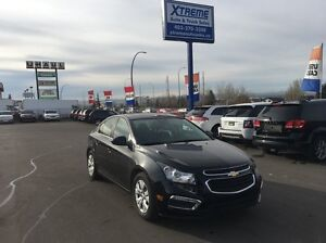 2016 Chevrolet CRUZE LIMITED 1LT 4dr Sedan
