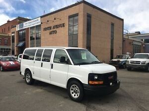 2012 Chevrolet Express 1500 LS All-wheel Drive Passenger Van