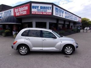 2003 Chrysler PT Cruiser Classic Edition 4dr Front-wheel Drive