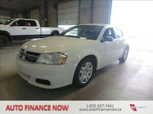 2013 Dodge Avenger 4dr Front-wheel Drive Sedan
