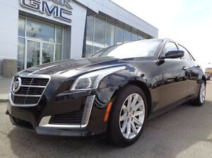 2014 Cadillac CTS Luxury - AWD! Leather, Nav, Sunroof