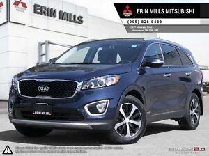 2016 Kia Sorento FINAL CLEARANCE EX AWD BLIND SPOT CAMERA TOUCH
