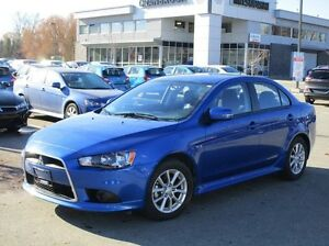 2015 Mitsubishi Lancer SE 4dr Front-wheel Drive Sedan
