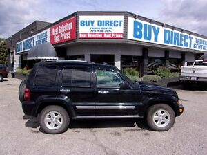 2006 Jeep Liberty Limited 4dr 4x4