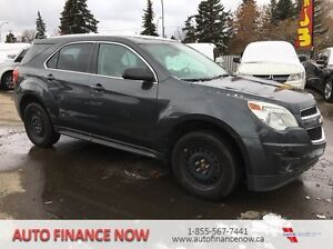 2011 Chevrolet Equinox AWD RENT TO OWN $9 A DAY INHOUSE CALL