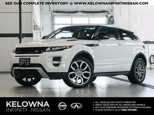 2013 Land Rover Range Rover Evoque Dynamic Premium Package