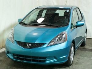 2013 Honda Fit LX 4dr Hatchback