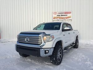 2015 Toyota Tundra 4x4 CrewMax Limited 5.7L Technology Pkg